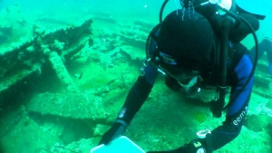 Underwater Geocaching For Scuba Divers